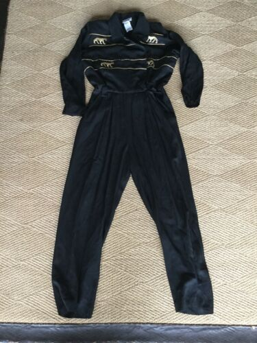 Beautiful Studio Petite Black Rayon Blend Long Sle
