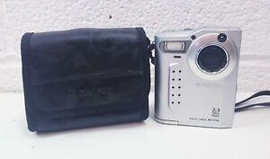 Fujifilm-MX-2700-2-3-MP-Digital-Camera-Silver-FULLY-WORKING