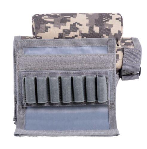 Hunt Gun Accessories Adjustable Rifle Shotgun Tactical Gun Cartridge Bracket Bag