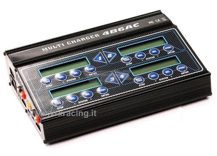 4B6AC; 44167 autoicabatteria professionale 4B6AC con display digitale per riautoi   Prezzo al piano
