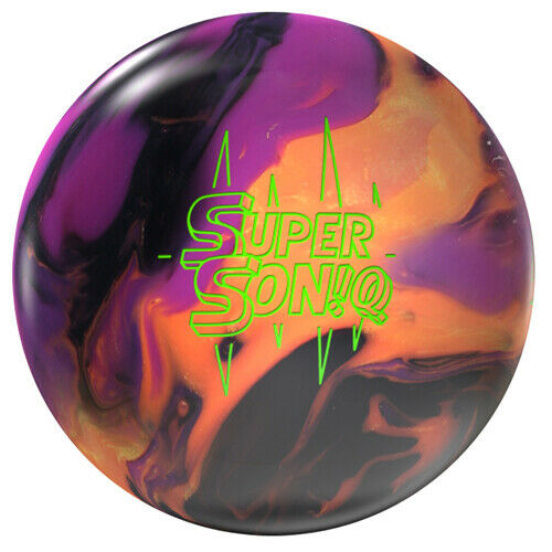 16 lbs Storm Super Soniq (Son q) Bowling Ball w  2.5-3  pin