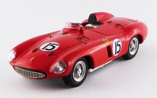 Ferrari 750 Monza Winner Tourist Trophy 1954 Hawthorn  15 Art Model 1 43 ART354