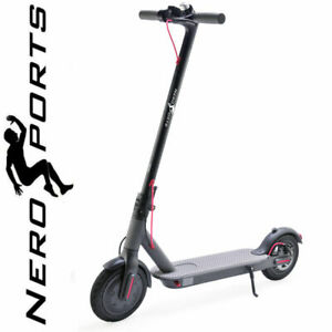 Electric Scooter Adult Nero Sports Pro Folding E-Scooter Kids Kick Push New UK