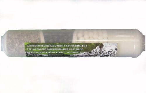 FILTRI di ricambio per 10//11 livelli antibak-OSMOSI INVERSA IMPIANTO FILTRO ACQUA