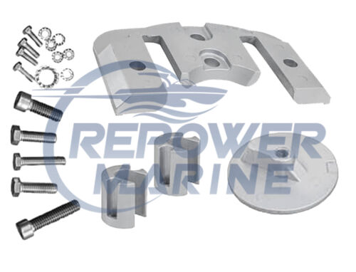 888761A1 Zinc Anode Kit for Mercruiser Bravo 2 /& 3 Replaces