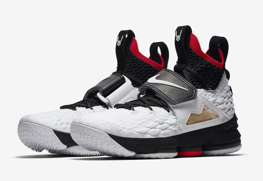 finest selection bbfba 26ad9 Nike Lebron XV 15 Prime Prime Prime Diamond Turf Deion Size 8-14 Red White