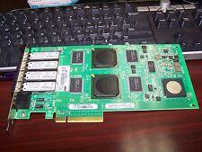 QLOGIC NETAPP QLE2464 4-QUAD Port PCI-E PX2610402 111-00416