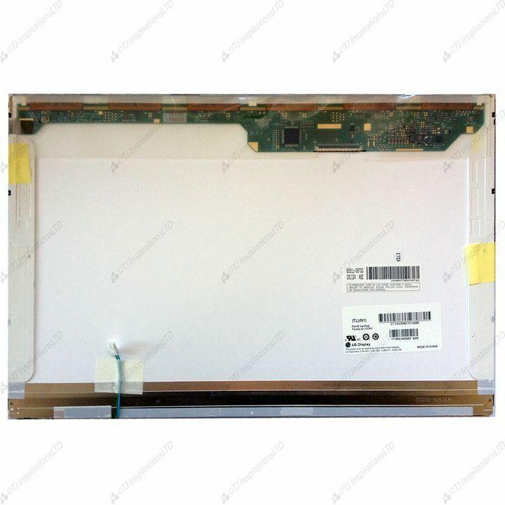17.1 Compatible LQ170M1LA2D For Dell Netbook CCFL Illuminated ekran/Display
