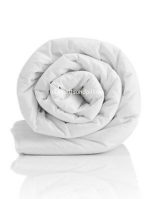 Double King Size New 9 Tog Luxury Hotel Quality Quilts in Single