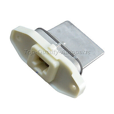 BRAND NEW HEATER BLOWER MOTOR RESISTOR For NISSAN X-TRAIL T30 2001-2007 2W6003