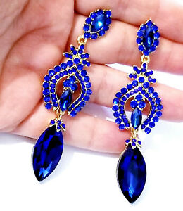 Rhinestone-Chandelier-Earrings-3-2-in-Blue