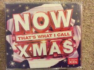 Now-that-039-s-what-I-call-xmas-new-sealed-3-CD