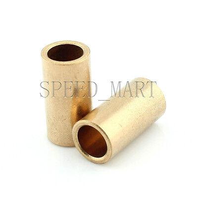 1Pcs Copper 8mm Bearing Bushing Sleeve 3D Printer Accessory 8*11*22mm