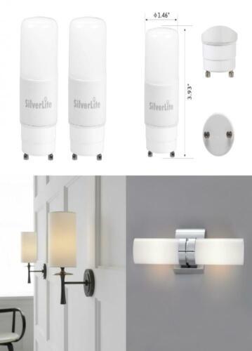 LED Stick PL Bulb GU24 5W-GU24 Silverlite 5w 13w CFL Equivalent 4000k-2