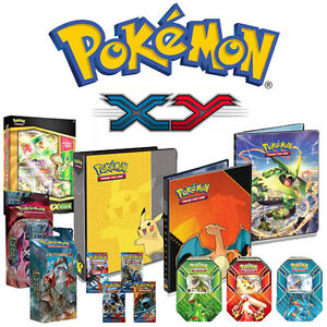pokemon xy tin boxen karten sammelalbum ordner und mehr 2014 bis 2016 neu ebay. Black Bedroom Furniture Sets. Home Design Ideas