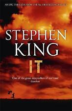 It by Stephen King   Paperback Book   9781444707861   NEW