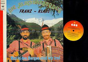 LP-DIE-ALMVAGABUNDEN-NUR-IN-DEN-BERGEN-SIND-WIR-FREI-FRANZ-amp-KLAUS