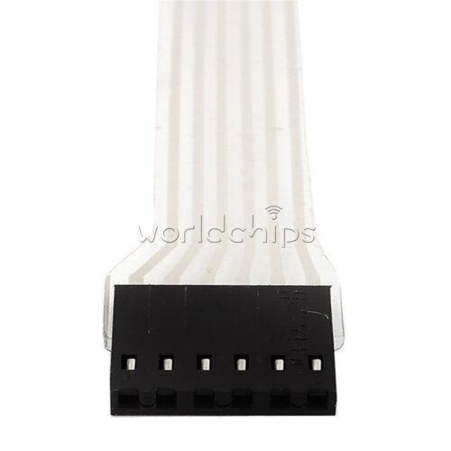 1x5 Matrix Array 5Key Membrane Switch Keypad Keyboard 1*5 Keys 40X40mmX0.8mm New