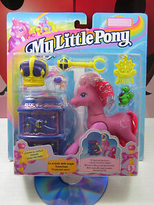 MLP G2 My Little Pony LADY MOON SHADOW MOONSHINE OMBRETTA 1998 Royal Vintage MIP