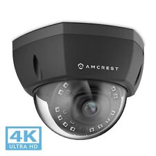 Amcrest 4k UltraHD Poe Outdoor Dome Security Camera Ip8m