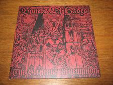 "BOMBS OF HADES ""The Serpent's Redemption"" LP  miasmal bastard priest undergang"