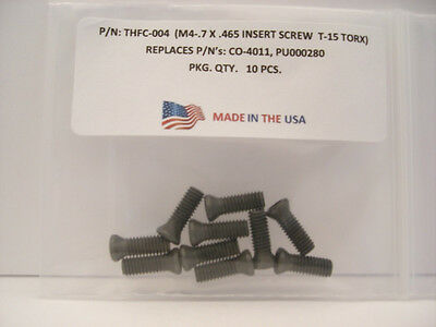 VSE02-01 SE02-01 . 100 Pieces THFC-012 Insert Screw