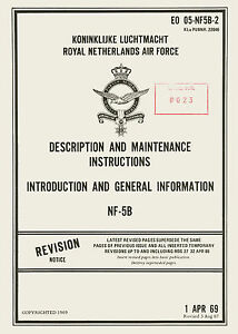 NORTHROP-NF-5B-DESCRIPTION-AND-MAINTENANCE-INTRODUCTION-AND-GENERAL-INFORMATION