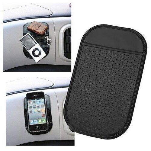 MOBILE PHONE PDA MP4 IPOD NANO TOUCH PHONE IN CAR HOLDER STICKY PAD MAT