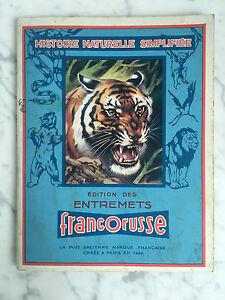 Histoire Natural Streamline Ediciones Las Postre 1896