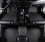 For Audi A5//A5 Quattro//RS5//S5 2008-2016 leather Car Floor Mats Waterproof Mat
