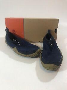 ff61f9611f1 NIB DS Deadstock 2000 Nike ACG Aqua Sock Shoes Silver Obsidian 5 ...
