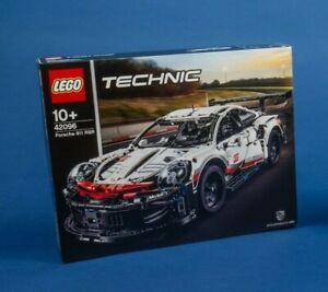 Nouveau Lego Technic Porsche 911 Rsr Set 42096 Bo 673419283885