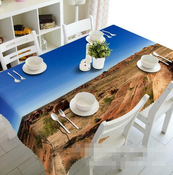 3D Plain sky 4 Tablecloth Table Cover Cover Cover Cloth Birthday Party Event AJ WALLPAPER AU c03a77