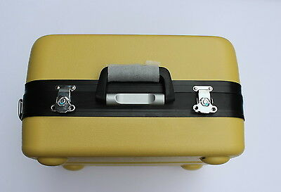 NEW Yellow Hard Carrying CASE for Topcon GTS-332 102N GPT3000LN Total Stations