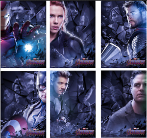 Avengers Endgame Movie Poster 2019