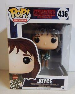 Funko POP! Television Netflix Stranger Things Joyce #436 Wynona Ryder MIB!!!