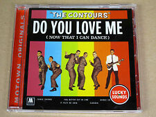 "CD the Contours ""Do you Love Me"" Motown Classic French Only Reissue"