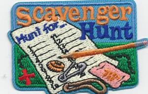 scout badges list