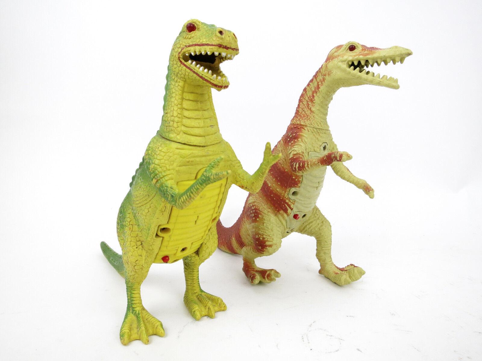 Vintage 1990s Imperial Tyrannosaurus T Rex Dinosaur Toy Battery Op Figure Parts