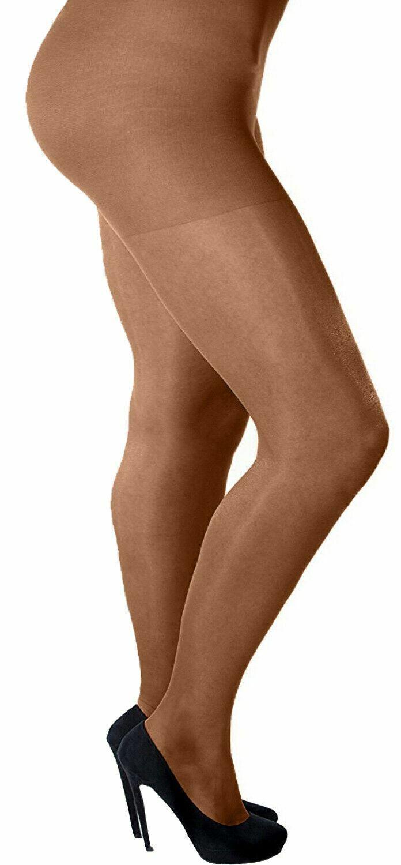Aurellie women sheer Lycra tights pack of 3