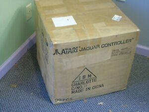 NTSC-Brand-New-Sealed-Atari-Jaguar-Video-Game-System-Console-Controller-XC12