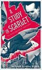 A Study In Scarlet, by Sir Arthur Conan Doyle (Paperback, 2008)