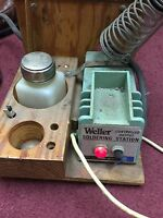 Used Model W-TCP-L Weller Soldering Station