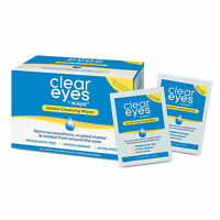 Murine Clear Eyes Wipes 30's