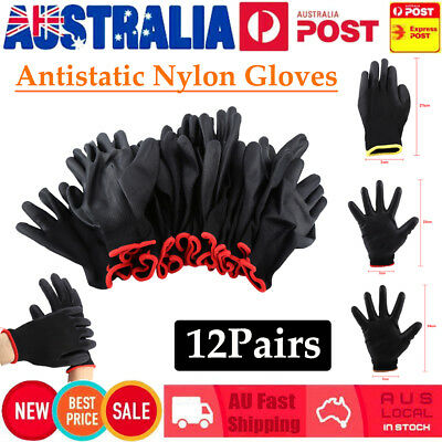 Mechanic Work Working GLOVES Safety Gardening Worker Protective Builders Labour
