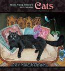Mimi Vang Olsen&apos S Cats 2017 Wall Calendar 9780764973246 Paperback