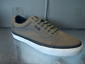 d5cc0908debfe4 VANZ SYNDICATE OLD SKOOL 026 ERIC DRESSEN WATER RESISTANT ARMY GREEN ...