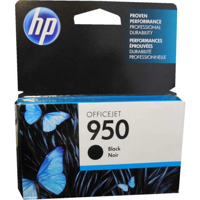 HP Genuine 952XL Ink Cartridges EXP 11-2020 Cyan Magenta Yellow 3 Pack