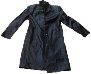 Spencer 93 Fashion Lang Jacke 38 Mantel M amp; Marks Leder pwBSn5Bq