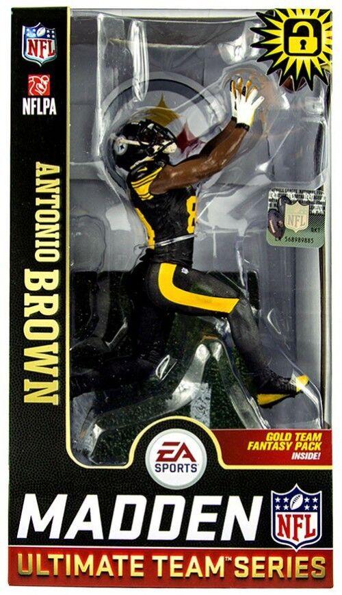 EA Sports Madden 19 Ultimate Team Series 1 Antonio marrone Action Figure